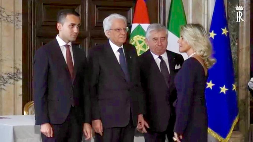 Il Presidente AIOP Nazionale Barbara Cittadini Cavaliere del Lavoro