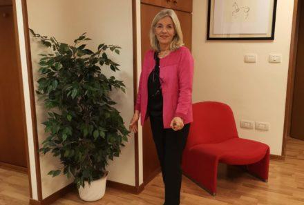 Anna Maria Belfiore – ringraziamenti del Presidente regionale
