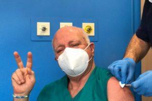 Parte la campagna di vaccinazione nelle case di cura private di Palermo associate all'Aiop